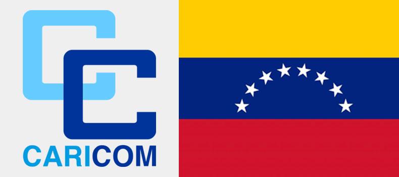 CARICOM and Venezuela