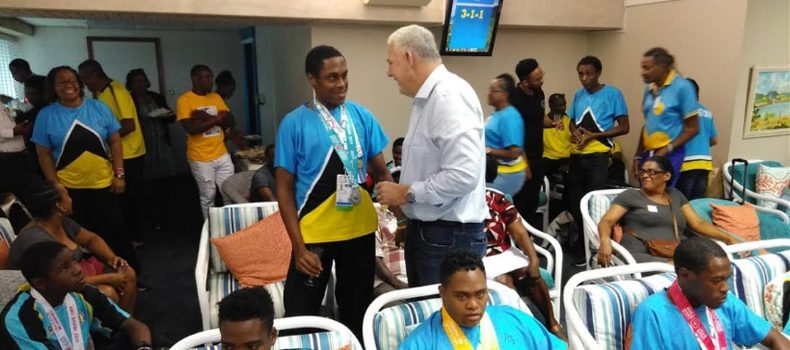 Special Olympics Champions – St. Lucia