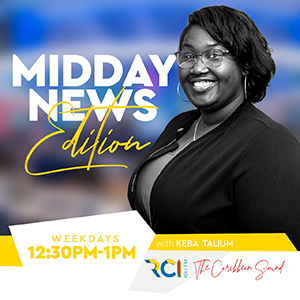 Midday News Edition