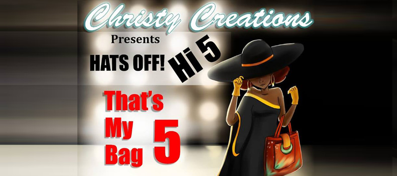 Hat's Off! Hi 5! That's My Bag 5!