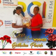April 18th Mother Berthelina Placide - PCD Dear Mom. Daily winner