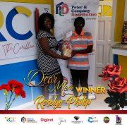 April 23rd Mother Roselyn Phillip - PCD Dear Mom. Daily winner