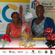 April 24th Mother Patsy Leon - PCD Dear Mom. Daily winner