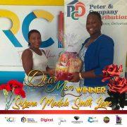 May 1st Mother Suzana Madela Smith Lane - PCD Dear Mom. Daily winner