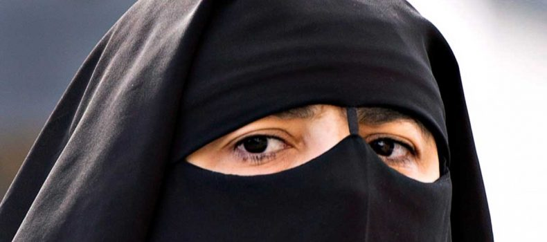 Sri Lanka has banned face coverings in public