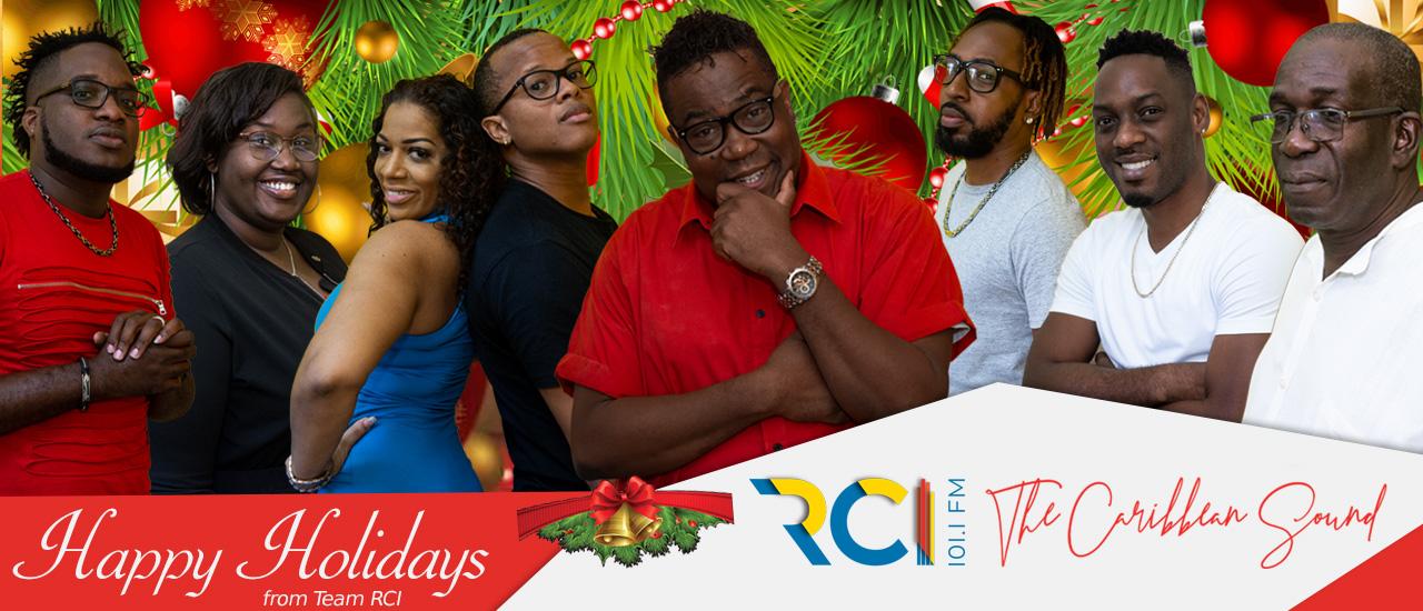 Happy Holidays from Team RCI