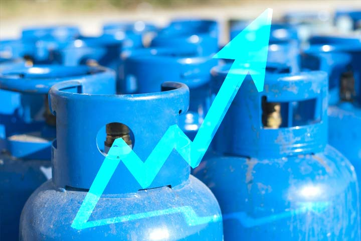 LPG Price Increase
