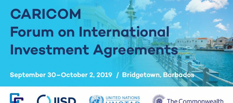 International Investment Agreements