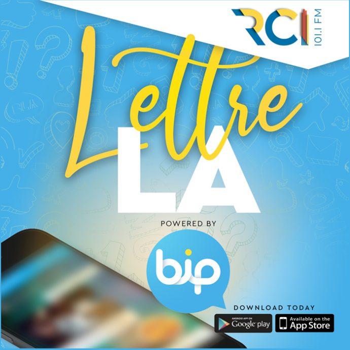 Lettre La BIP App