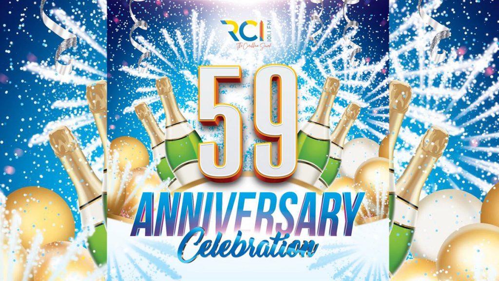 RCI Celebrating 59 Years