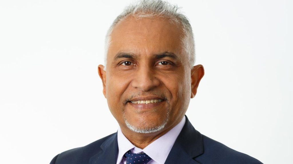 Ravi Rambarran Group Chief Operating Officer, Sagicor Financial Company
