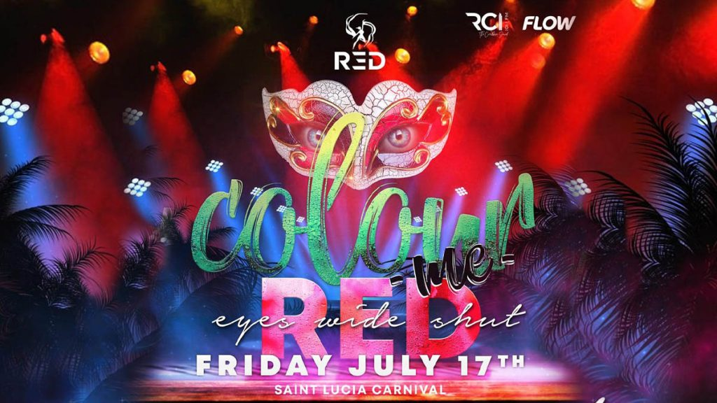 RCI - Colour Me Red - 2020
