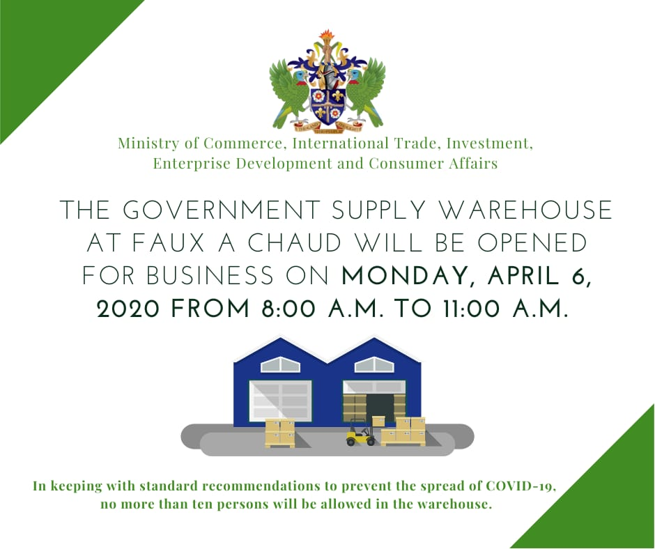 Government Supply Warehouse