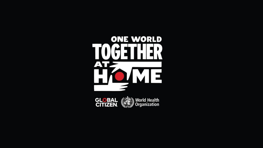 One World; Together At Home