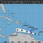 Tropical Storm Gonzalo Advisory Number 5