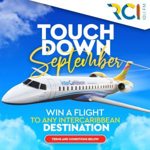 RCI - Touch Down September with Inter Caribbean