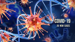 20 New Cases of COVID-19
