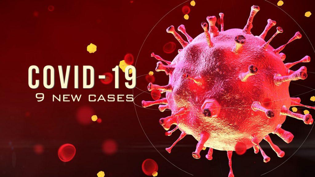 9 COVID-19 Cases