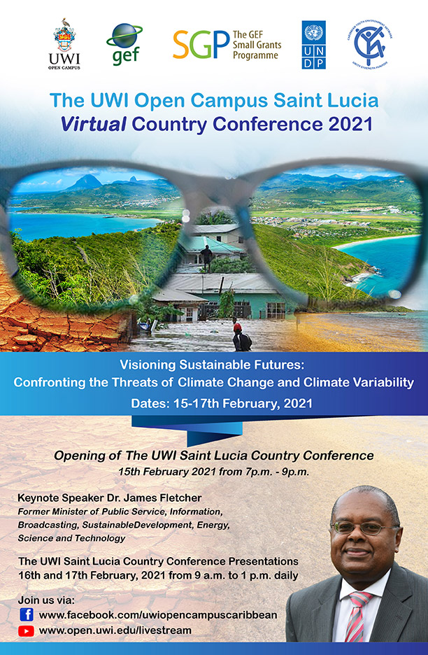 UWI open campus Saint Lucia to host virtual country conference