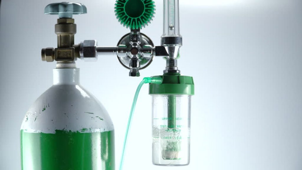 medical gas (oxygen)
