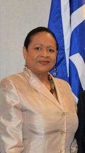 Ambassador Dr. June Soomer