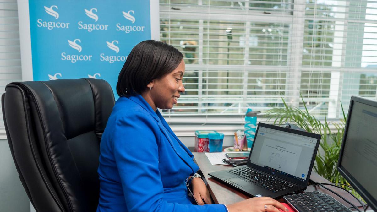 Deborah Raoul Asst Manager EC Operations Sagicor General Inc Small