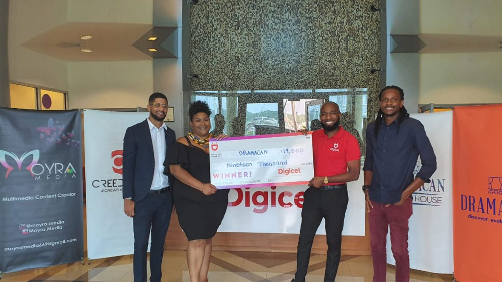 Digicel and Dramacan Partners